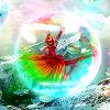 Полет на пузыре