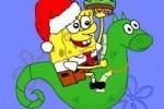 Спанч Боб и Санта