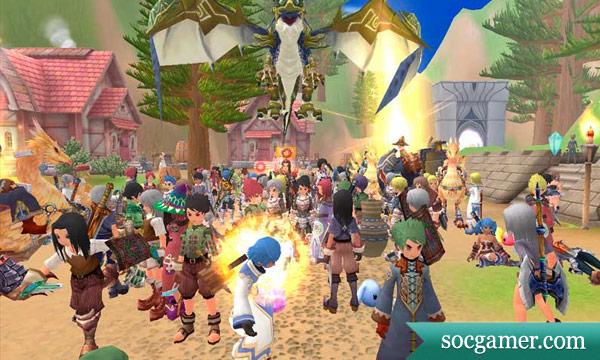 grandfantaziya3 Обзор игры Grand Fantasia