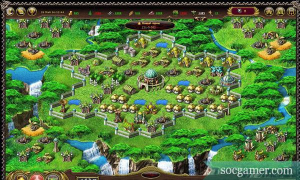 mlgame2 Обзор игры My Lands
