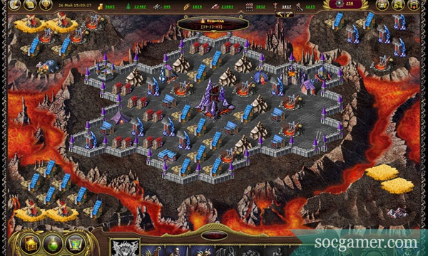 mlgame3 Обзор игры My Lands
