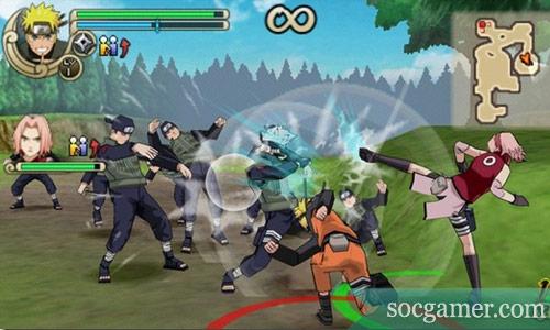 naruto21 Naruto Saga