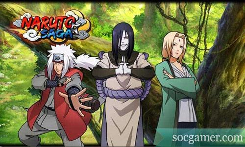 naruto3 Naruto Saga