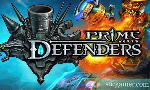 prime Обзор игры Prime World