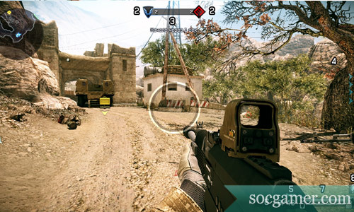 warface4 Обзор игры Warfece