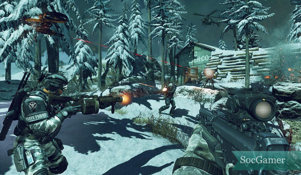 colofduty2 Call of Duty: Ghosts