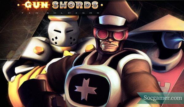 gunsword Gunswords: Tin Soldiers или Оловянные солдатики