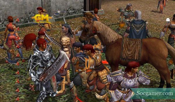 metin21 MMORPG с восточным оттенком: Metin2