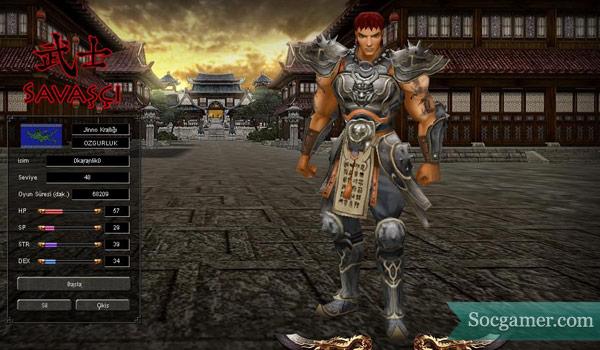 metin23 MMORPG с восточным оттенком: Metin2