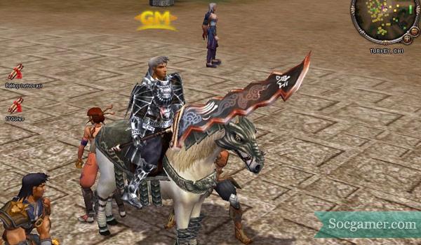 metin24 MMORPG с восточным оттенком: Metin2