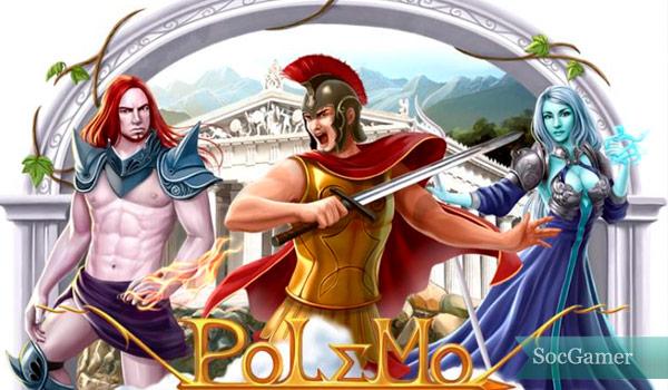 polemo Игра по мотивам греческих мифов Polemo