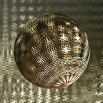 Металлический шар