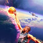Космический баскетбол