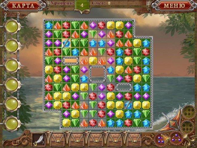 in search of treasure pirate stories screenshot0 В поисках сокровищ. Приключения пиратов
