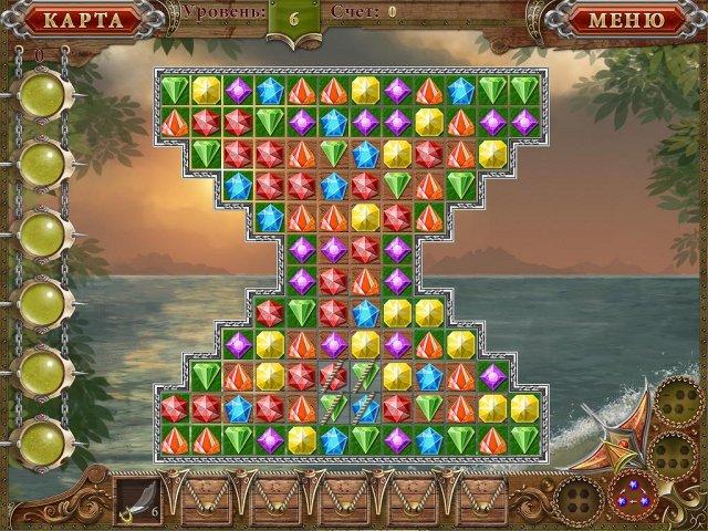 in search of treasure pirate stories screenshot1 В поисках сокровищ. Приключения пиратов