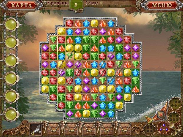 in search of treasure pirate stories screenshot2 В поисках сокровищ. Приключения пиратов