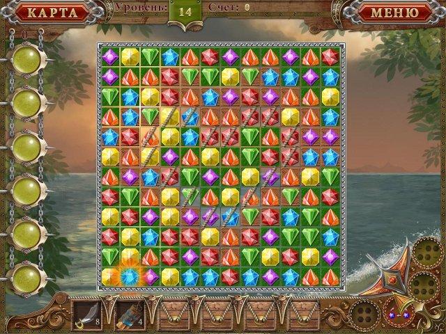 in search of treasure pirate stories screenshot5 В поисках сокровищ. Приключения пиратов