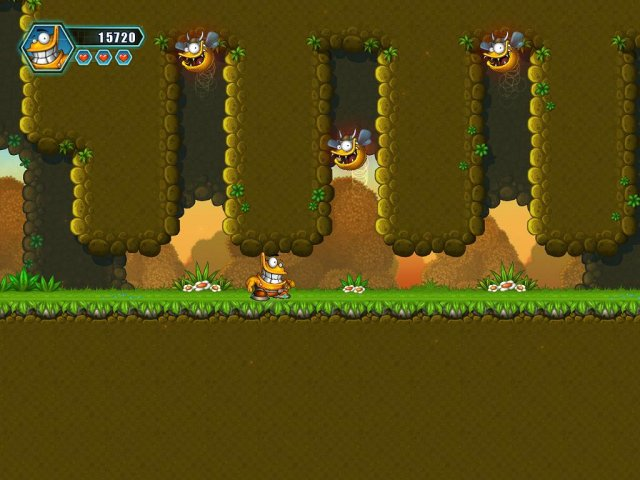 oozi earth adventure screenshot3 Oozi.Земное приключение