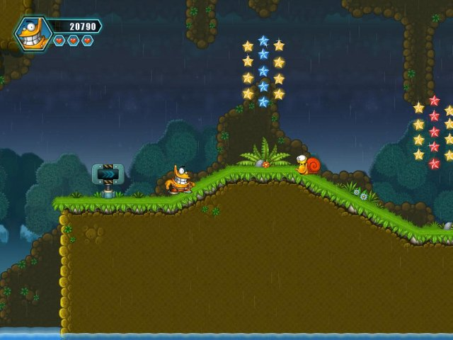 oozi earth adventure screenshot5 Oozi.Земное приключение