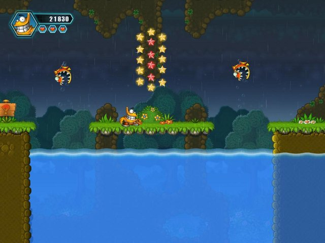 oozi earth adventure screenshot6 Oozi.Земное приключение