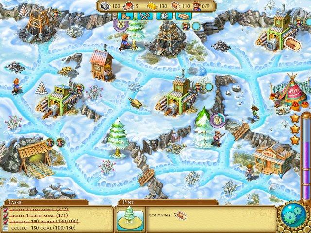 rush for gold alaska screenshot2 Золотая лихорадка. Аляска