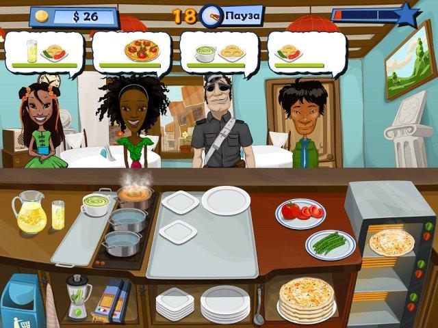 happy chef 2 screenshot0 Веселый повар 2