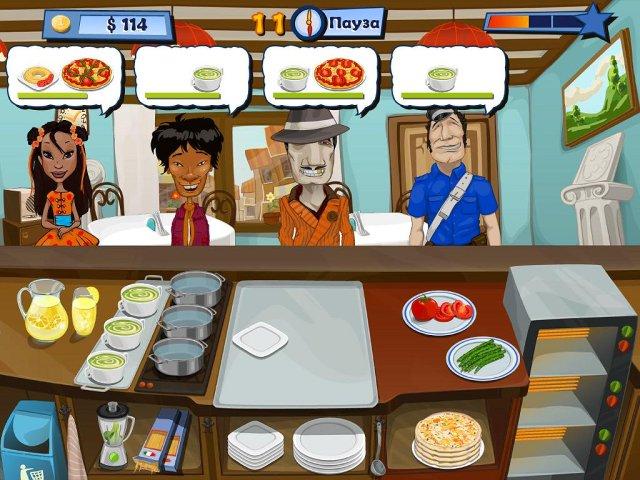 happy chef 2 screenshot5 Веселый повар 2