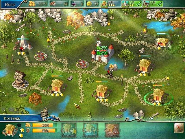 kingdom tales screenshot0 Королевские сказки