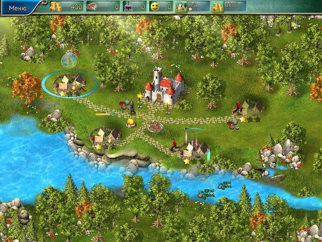 kingdom tales screenshot1 Королевские сказки