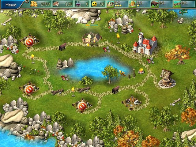 kingdom tales screenshot3 Королевские сказки