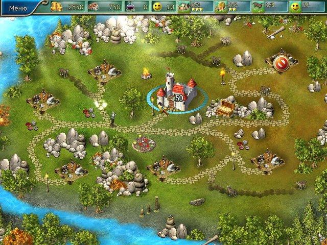 kingdom tales screenshot4 Королевские сказки