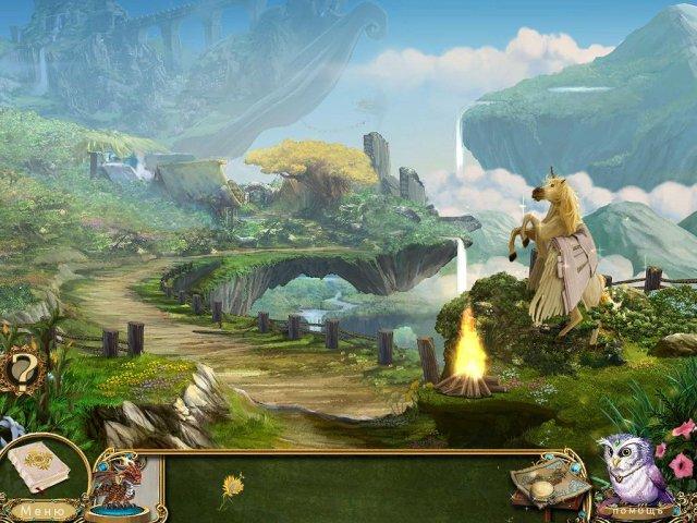 awakening the skyward castle collectors edition screenshot0 Пробуждение. Небесный замок. Коллекционное издание