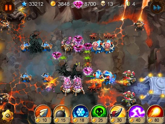 goblin defenders battles of steel n wood screenshot1 Гоблины защитники. Сталь и древо