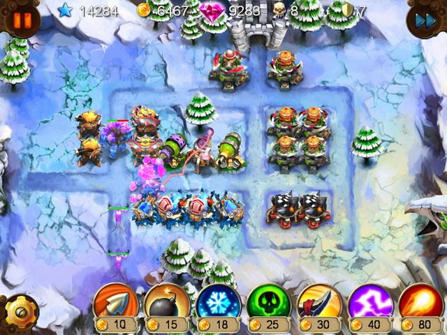 goblin defenders battles of steel n wood screenshot2 Гоблины защитники. Сталь и древо