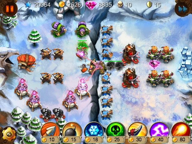 goblin defenders battles of steel n wood screenshot4 Гоблины защитники. Сталь и древо