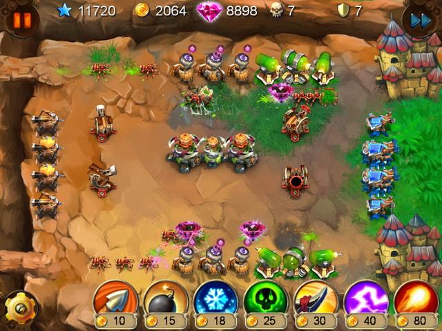 goblin defenders battles of steel n wood screenshot6 Гоблины защитники. Сталь и древо