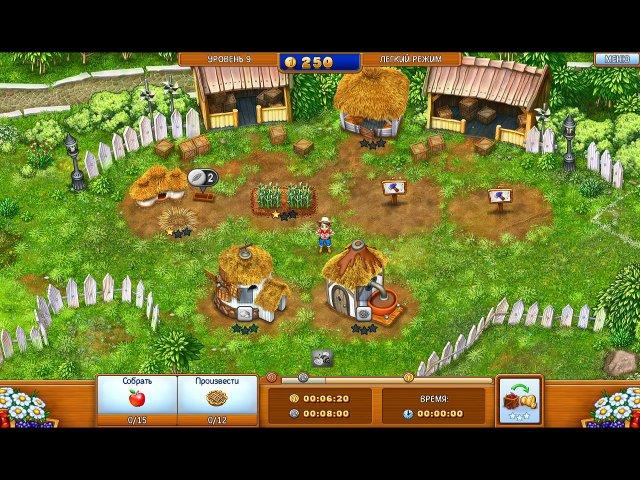 green ranch screenshot2 Идеальная ферма
