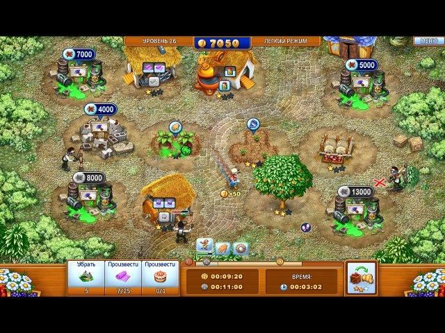 green ranch screenshot3 Идеальная ферма
