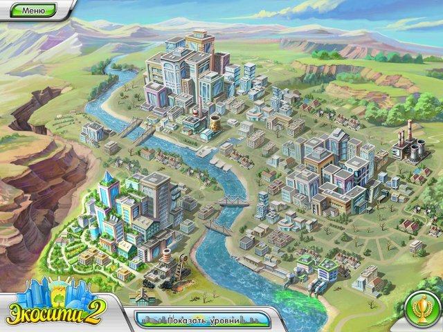 green city 2 screenshot6 Экосити 2