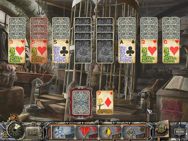 solitaire mystery four seasons screenshot3 Магия пасьянса. Времена года