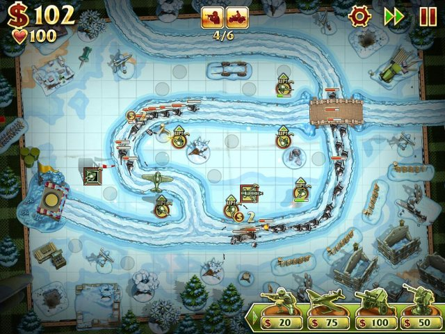 toy defense 2 screenshot0 Солдатики 2