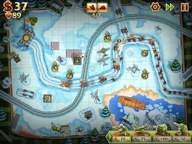 toy defense 2 screenshot2 Солдатики 2