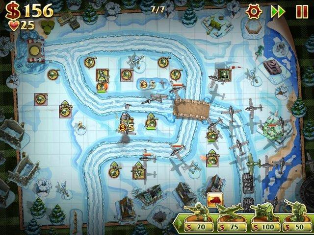 toy defense 2 screenshot3 Солдатики 2