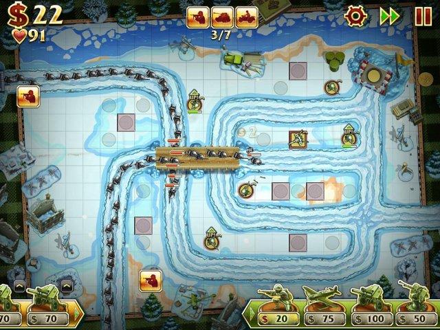 toy defense 2 screenshot4 Солдатики 2