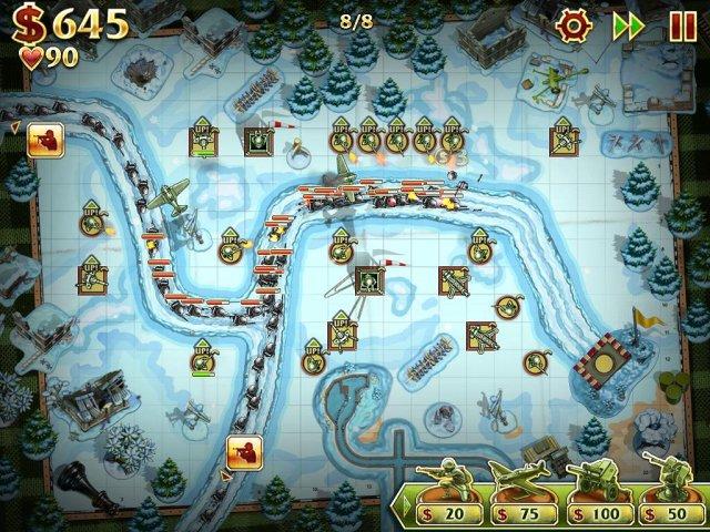 toy defense 2 screenshot5 Солдатики 2