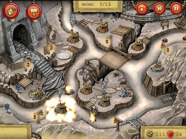 300 dwarves screenshot3 300гномов