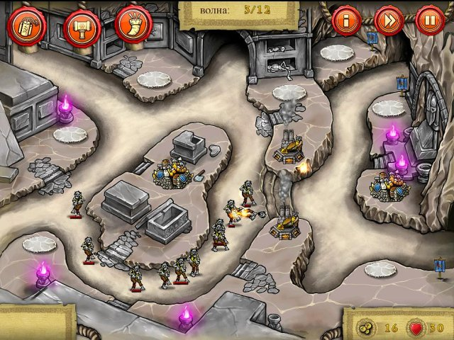 300 dwarves screenshot6 300гномов