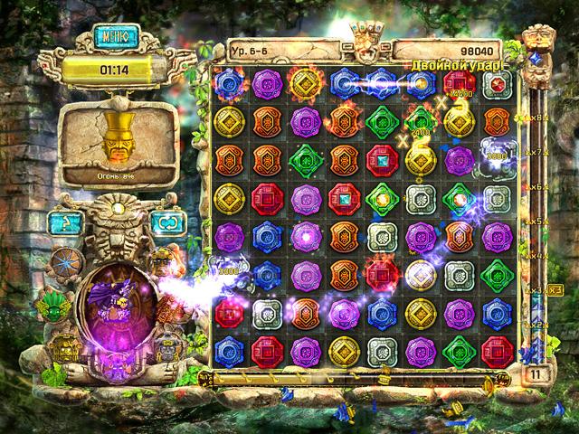 the treasures of montezuma 4 screenshot0 Сокровища Монтесумы 4