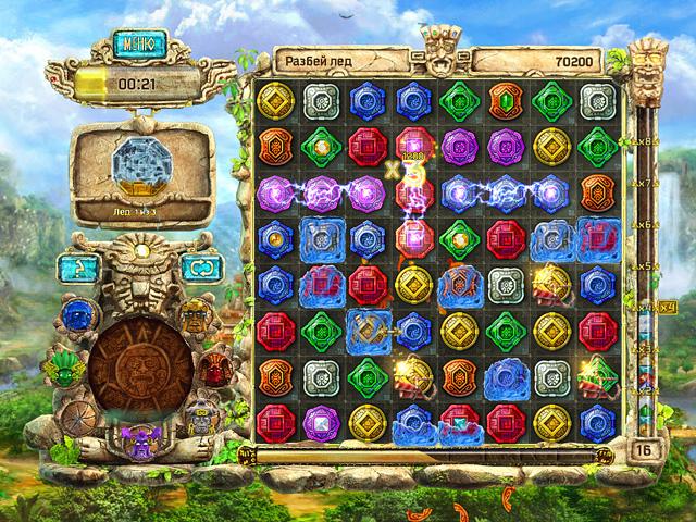 the treasures of montezuma 4 screenshot1 Сокровища Монтесумы 4