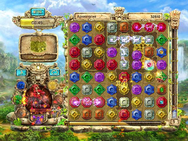 the treasures of montezuma 4 screenshot3 Сокровища Монтесумы 4